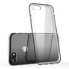 For Apple iPhone 7 7G Ultra Slim Transparent Clear Silicone Gel Case Cover Skin
