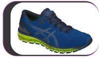 Chaussures de course  ASICS  Gel Quantum 360 SHIFT MIX M Blue  Réf : T839N-4549