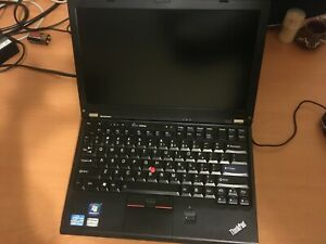 Lenovo thinkpad x220 & Docking Station, 4GB Ram, 120 GB SSD, Windows 10 Home