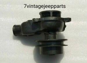 WILLYS JEEP MB GPW CJ2A CJ3A CJ3B CJ5 CJ6 41-71 WATER PUMP  4-134 CI ENGINES