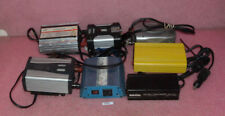Lot of 6 Car or Truck Inverters.