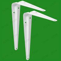 2 ADJUSTABLE CHROME NICKEL GLASS  SHELF SUPPORT  PELICAN BRACKET MEDIUM 2-20 mm