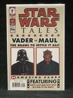 Star Wars Tales #9/ Dark Horse Comic/ Darth Vader Maul/ Jedi/ Sith/ Marvel/ Yoda