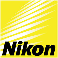 "#k916 2.5"" Nikon Photography Camera Decal Sticker"