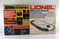 Lionel 6-1387 Milwaukee Road Special Passenger Train Set 8305 4-4-2 Loco O O27