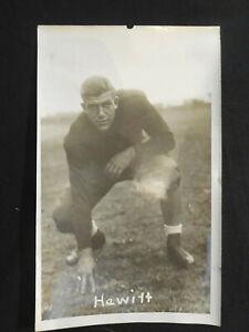 1930 Bill Hewitt University Michigan Chicago Bears Hall of Famer ORIG photo 5x8