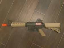 New listing Soft Air USA Colt M4 Electric Airsoft AEG with Adjustable Hop-Up