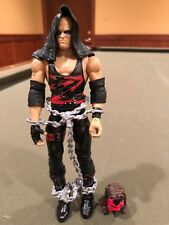 Kane WWE Ringside Collectibles Exclusive Mattel Complete Mask Towel First