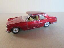 2073 6/12ft Vintage Solido 121 France Lancia Flaminia Coupé Pininfarina Red 1: