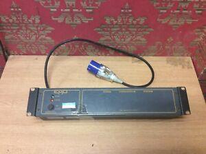 EMO SYSTEMS 651 POWER DISTRIBUTION PANEL 67166 B24