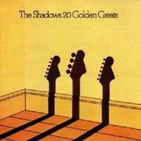 "THE SHADOWS ""20 GOLDEN GREATS"" CD NEUWARE"