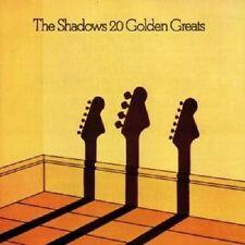 "THE SHADOWS ""20 GOLDEN GREATS"" CD NEUWARE"