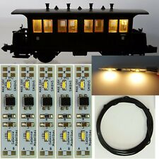 SMIB45 45mm SMD LED Waggon Innenbeleuchtung Warmweiß Analog/Digital C3236