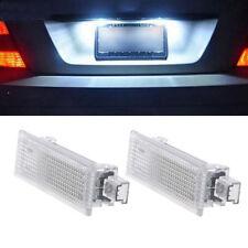 2X LED Courtesy Footwell Under Door Canbus Light For BMW E82 E90 E92 E60 E65 E87
