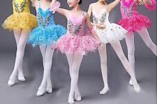 Vestito Tutù Saggio Danza Bambina Girl Ballet Tutu Dress DANC103