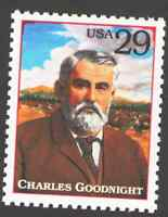 US. 2869 l. 29c. Charles Goodnight (1826-1929). Legends of the West. MNH. 1994