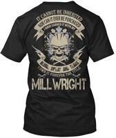 Trendy Millwright Not Inherited Hanes Tagless Tee Hanes Tagless Tee T-Shirt