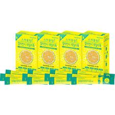 Calamansi Sparkling Juice Extract Powder Detox Vitamin C Dietary Fiber 4 Box