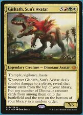 Gishath, Sun's Avatar Ixalan NM Mythic Rare CARD (142743) ABUGames