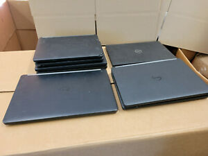 Lot of 8 Dell Latitude Laptops E7470, 7480, 7490, E7220, E5570 For Parts