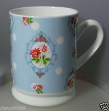 "ROBERT GORDON  ""BONE CHINA CAMEO MUG-BLUE""  431162  MINT NOT BOXED"