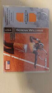 SERENA WILLIAMS 2003 Netpro International Jersey #d 103/500