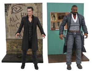"Dark Tower Gunslinger & Man in Black 7"" Action Figures Set of 2  [DSTJUN172625]"