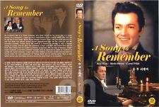 A SONG TO REMEMBER (1945) - Charles Vidor, Merle Oberon, Paul Muni  DVD NEW