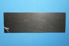 3K Carbon Fiber 2Mm 300Mm 100Mm Plain Weave Sheet Panel Plate New 300X100 2 Mm
