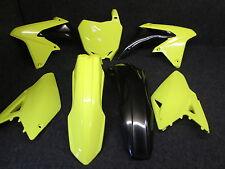 Suzuki RMZ450 2008-2016 Nuevos X-Diversión completa OEM PK2003 kit de plástico de color