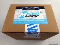 MICROLAMP ML12719Projektor Lampe für ACER H5380BD X1383WH X133PWH P1283 X113H