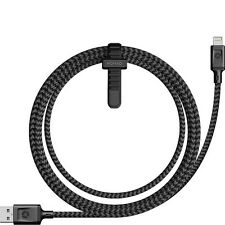 Nomad Ultra Rugged 1.5M Lightning Cable iPhone/iPad Ballistic Nylon Kevlar Core