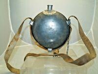 1850s - 1870s Civil War Early Indian Wars Era Metal Military Canteen Model 1858