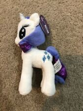 "RARITY 5"" Plush Doll My Little Pony Aurora NEW NWT MLP"