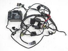 2013-2015 KTM 250 350 450 SX-F OEM Wiring Harness, Stock Starter Relay, Battery