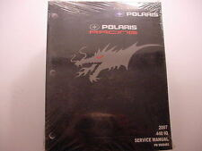 Polaris Snowmobile 440 IQ Factory Service Manual 2007 - 9920463