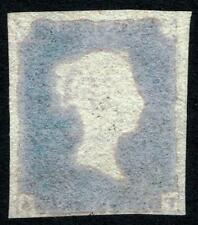 1841 PENNY RED 1d SG  ~ SG SPECIALIST B2k - LAVENDER PAPER - VERY FINE USED