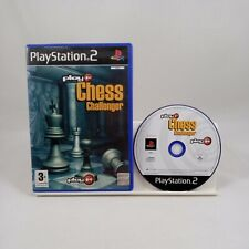 Play it Chess Challenger Playstation 2 Spiel ps2