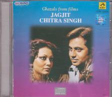 Ghazals From films jagjit singh chitra Singh  [Cd]