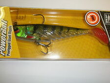Berkley Pre Rigged Giant Ripple Shad Lure 20cm PERCH Fishing tackle