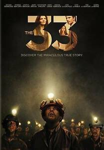 The 33 DVD Patricia Riggen(DIR) 2015