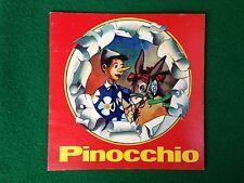 (Z14) PINOCCHIO , Collana Folletto Allegro , Ed Malipiero (Anni '70) Collodi