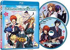 Uta No Prince Sama 1000% . The Complete Season 1 . Anime . 2 Blu-ray . NEU . OVP