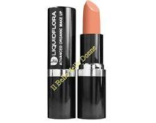LIQUIDFLORA ROSSETTO Biologico 06 CORAL SOFT trucco bio make up Lipstick vegan