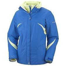 Columbia Women Ski Jacket Winter Coat Snow Bird 3in1 Medium M