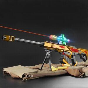 Boy Sniper Soft Bullet Gun Toy Children Rifle Pistol Soft Paintball Shooting Gun