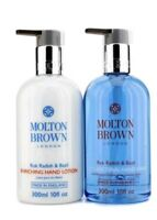 MOLTON BROWN 300ml Rock radish & basil Anti-bacterial hand wash lotion GIFT SET