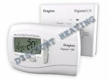 Drayton RF701 Digistat +3RF 7 day Programmable Room Thermostat Wireless