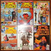 X-Force 68 69 70 71 72 73 Lot Run Cable Domino