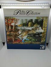 Rose Art The Puzzle Collection ~ SEASON OF THE WOLF ~ 750 Piece Puzzle